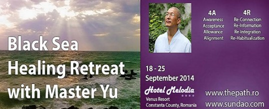 Retreat European cu maestrul Yu, Jae-Sheen. 18-25 Septembrie, Venus