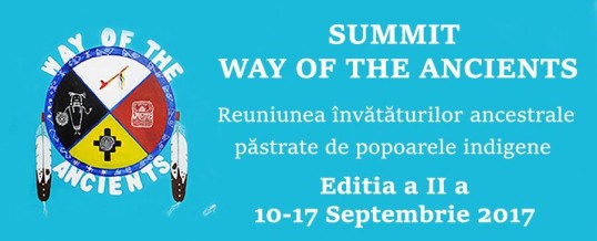 Way of the Ancients – Conferință și Workshop Septembrie 2017